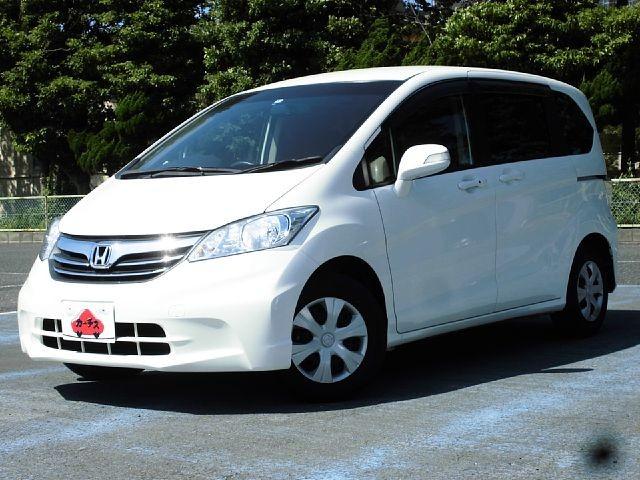 Used 2012 CVT Honda Freed DBA-GB3