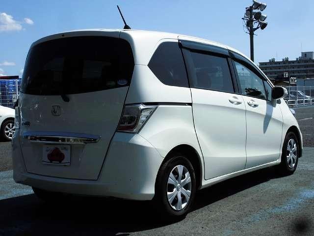 Used 2012 CVT Honda Freed DBA-GB3 Image[2]