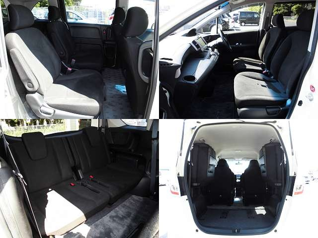 Used 2012 CVT Honda Freed DBA-GB3 Image[6]