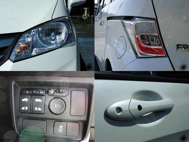 Used 2012 CVT Honda Freed DBA-GB3 Image[7]