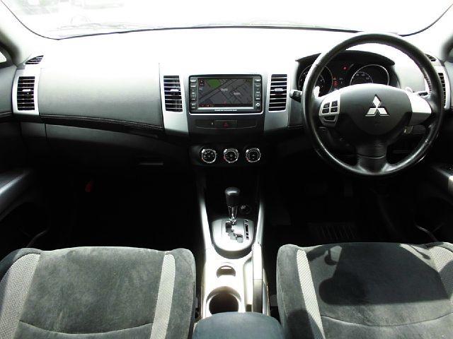 Used 2009 CVT Mitsubishi Outlander DBA-CW5W Image[1]