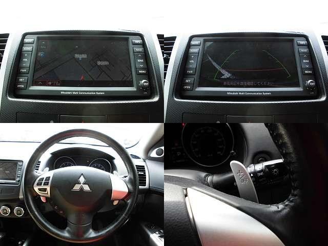 Used 2009 CVT Mitsubishi Outlander DBA-CW5W Image[5]
