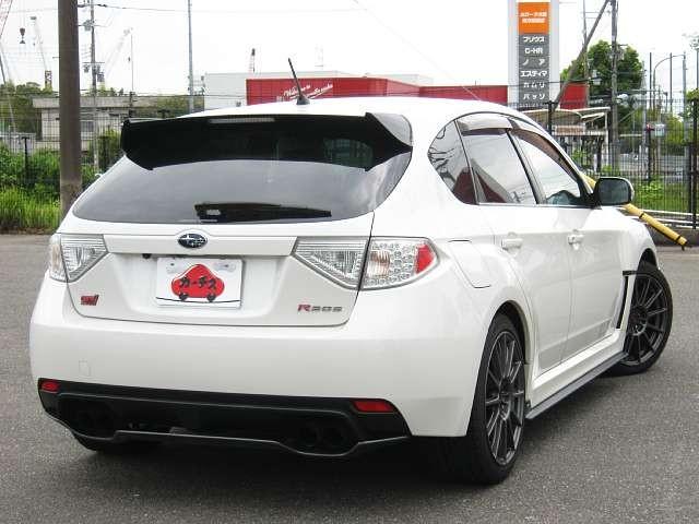 Used 2010 MT Subaru Impreza CBA-GRB Image[2]