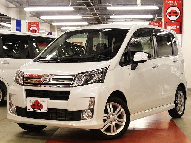 Used 2013 CVT Daihatsu Move DBA-LA100S