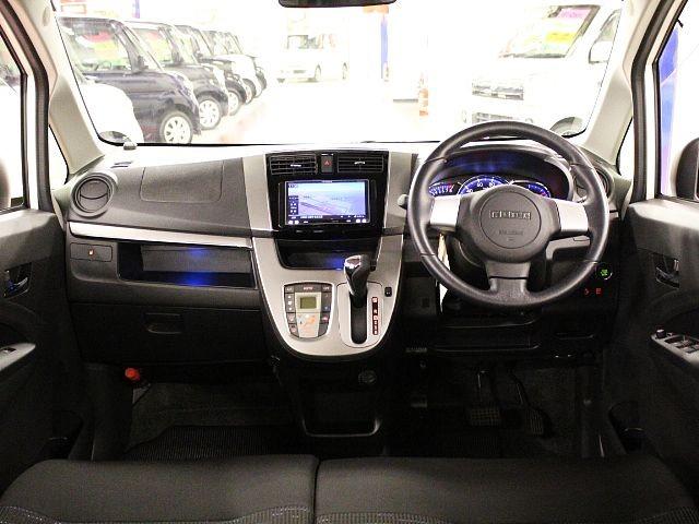 Used 2013 CVT Daihatsu Move DBA-LA100S Image[1]