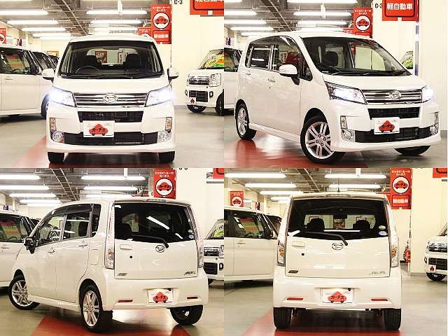 Used 2013 CVT Daihatsu Move DBA-LA100S Image[9]