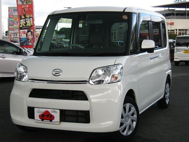 Used 2016 CVT Daihatsu Tanto DBA-LA600S