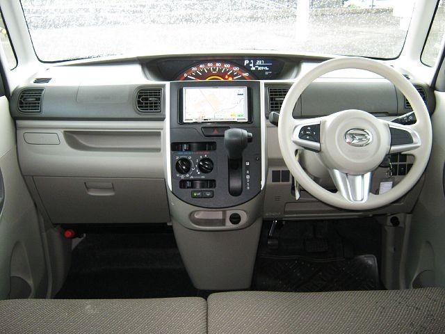 Used 2016 CVT Daihatsu Tanto DBA-LA600S Image[1]