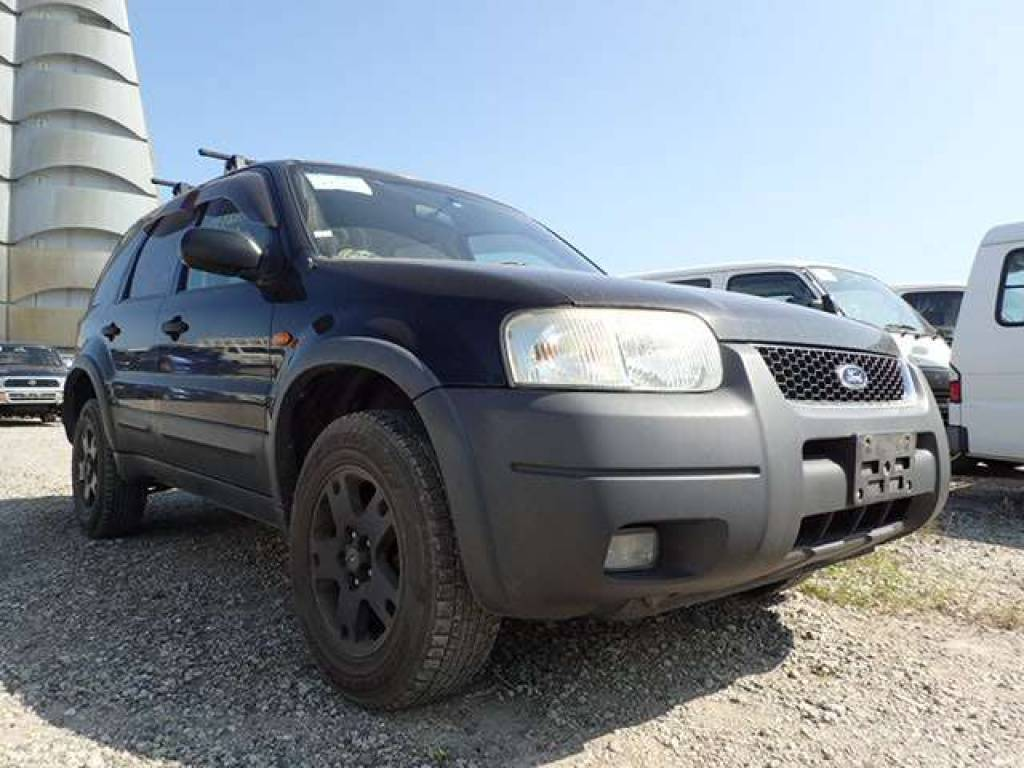 Used 2005 AT Ford Escape EP3WF