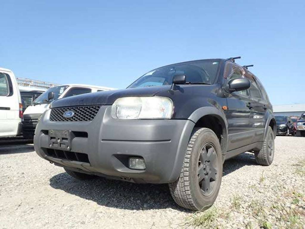 Used 2005 AT Ford Escape EP3WF Image[1]