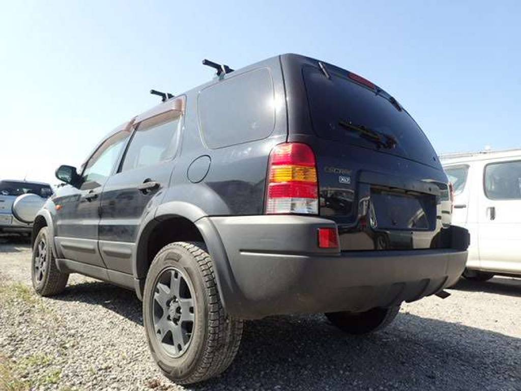 Used 2005 AT Ford Escape EP3WF Image[2]