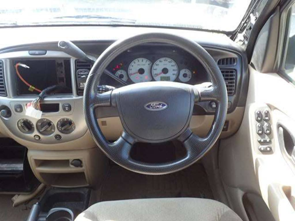 Used 2005 AT Ford Escape EP3WF Image[11]