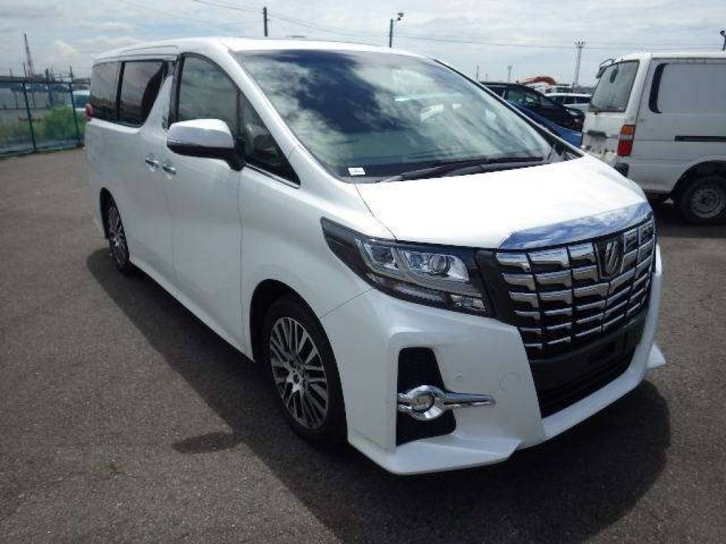 Used 2015 AT Toyota Alphard AGH30W