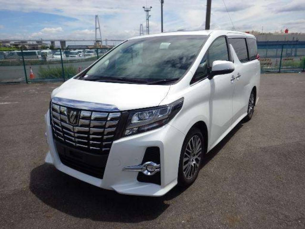 Used 2015 AT Toyota Alphard AGH30W Image[1]