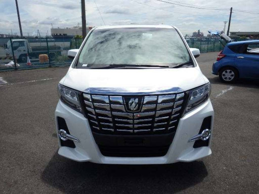 Used 2015 AT Toyota Alphard AGH30W Image[2]