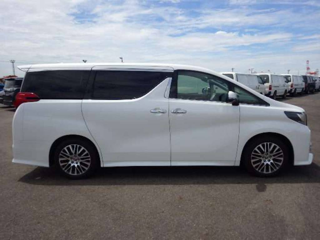 Used 2015 AT Toyota Alphard AGH30W Image[3]