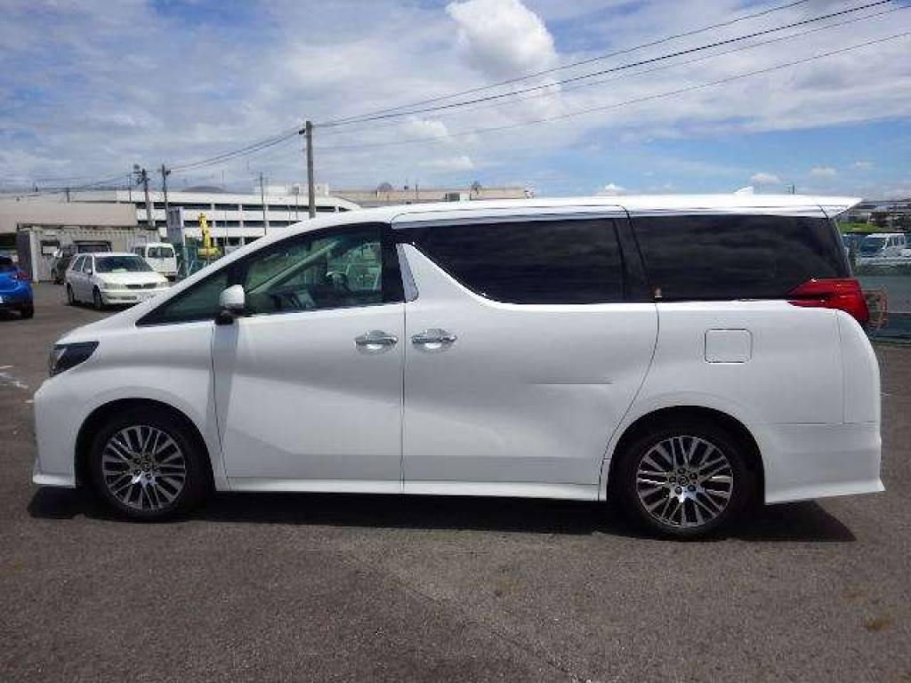Used 2015 AT Toyota Alphard AGH30W Image[4]