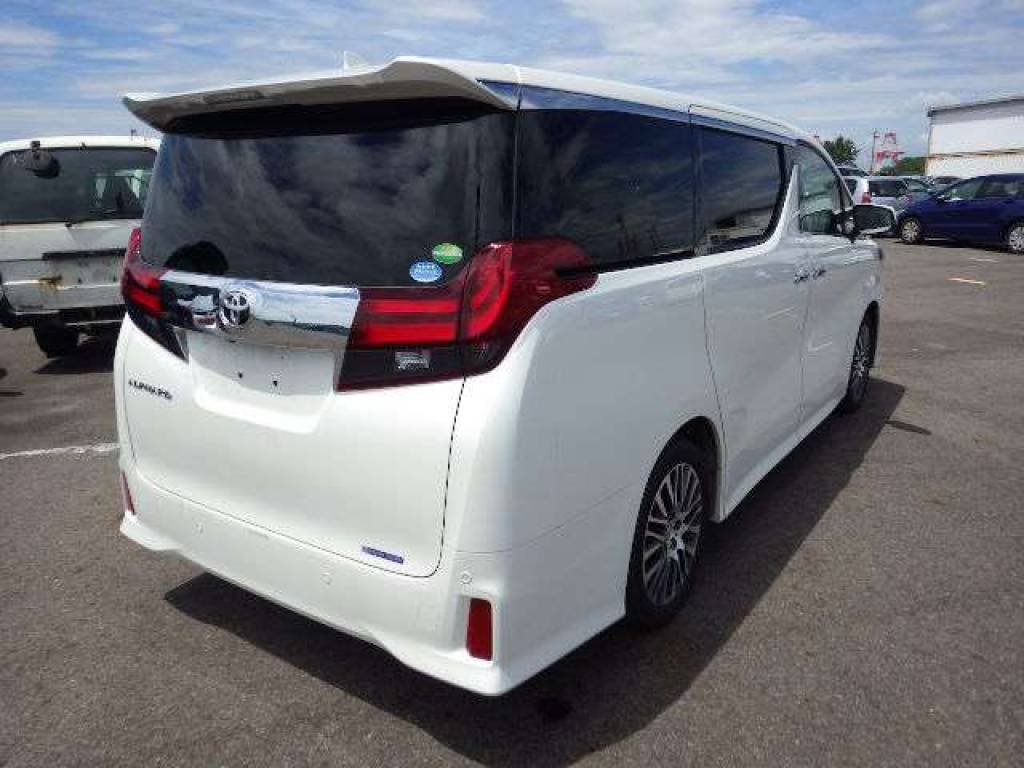 Used 2015 AT Toyota Alphard AGH30W Image[5]