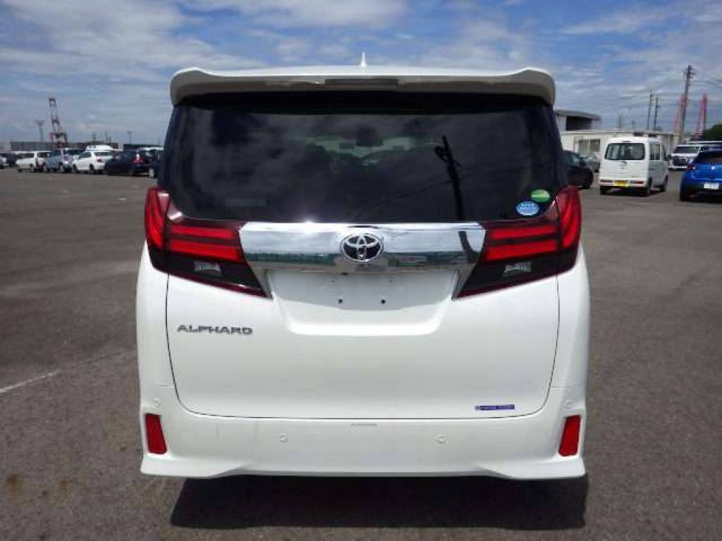 Used 2015 AT Toyota Alphard AGH30W Image[6]