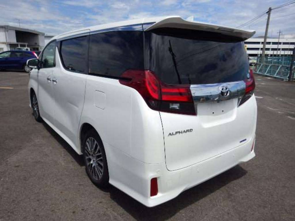 Used 2015 AT Toyota Alphard AGH30W Image[7]