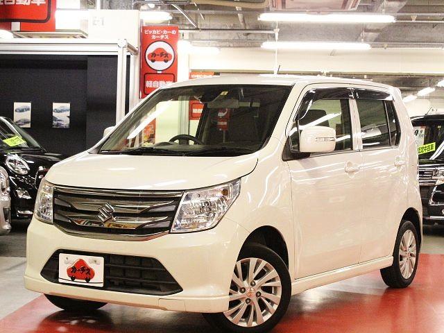 Used 2014 CVT Suzuki Wagon R DAA-MH44S