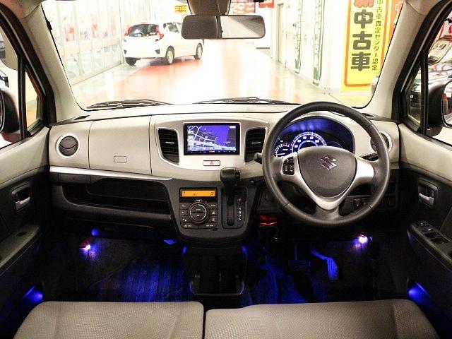 Used 2014 CVT Suzuki Wagon R DAA-MH44S Image[1]