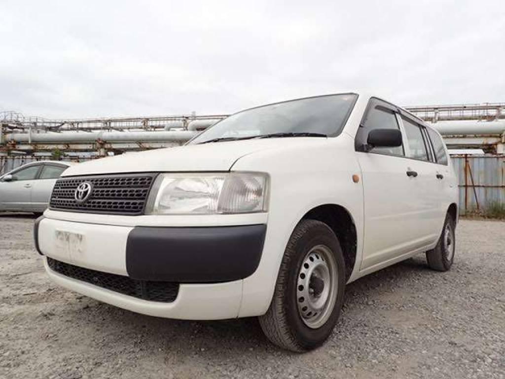 Used 2009 MT Toyota Probox Van NCP50V Image[1]