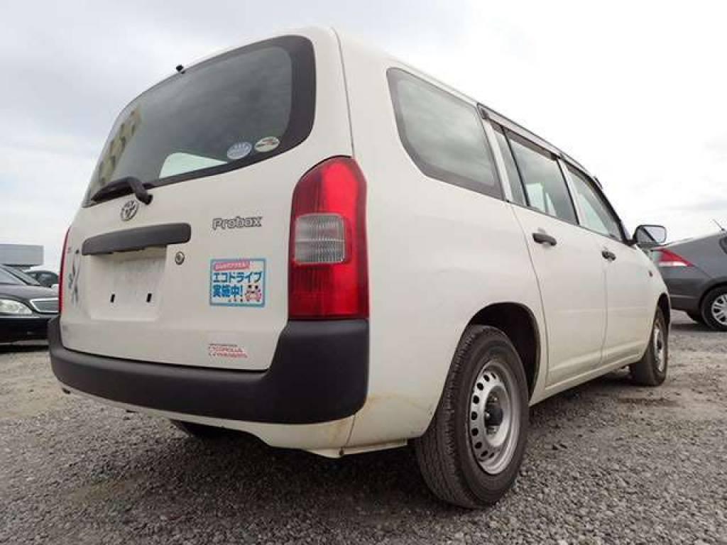 Used 2009 MT Toyota Probox Van NCP50V Image[4]