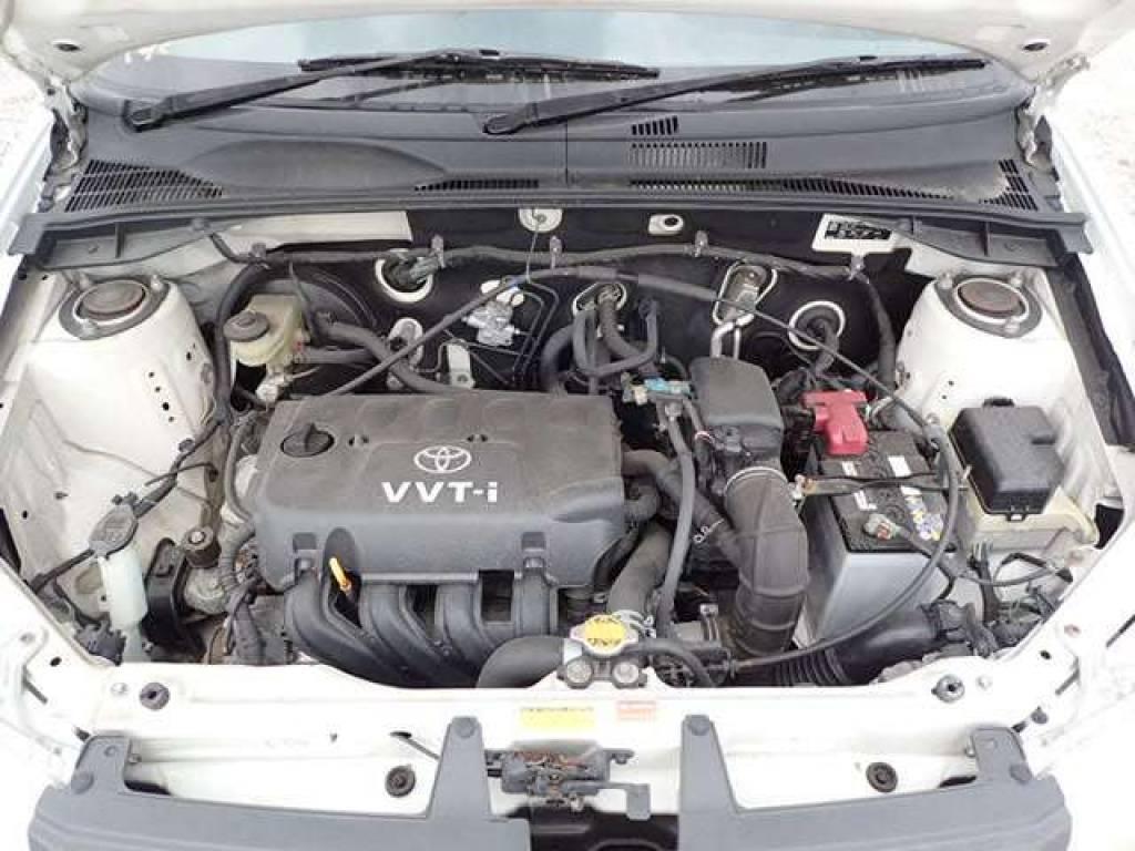 Used 2009 MT Toyota Probox Van NCP50V Image[6]