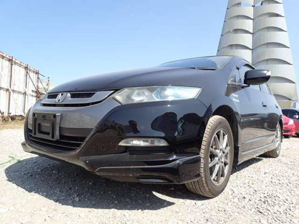 Used 2010 AT Honda Insight AZK10 Image[1]