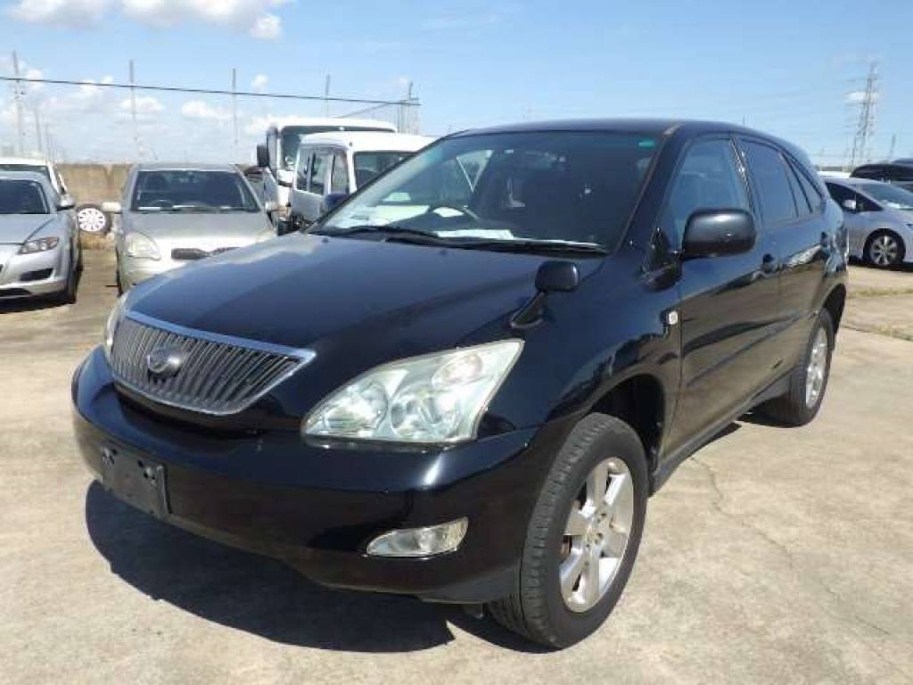 Used 2005 AT Toyota Harrier ACU35W