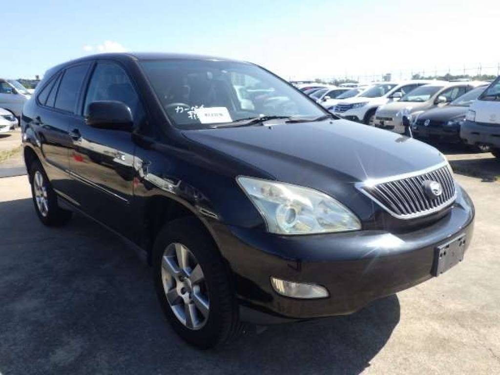 Used 2005 AT Toyota Harrier ACU35W Image[1]