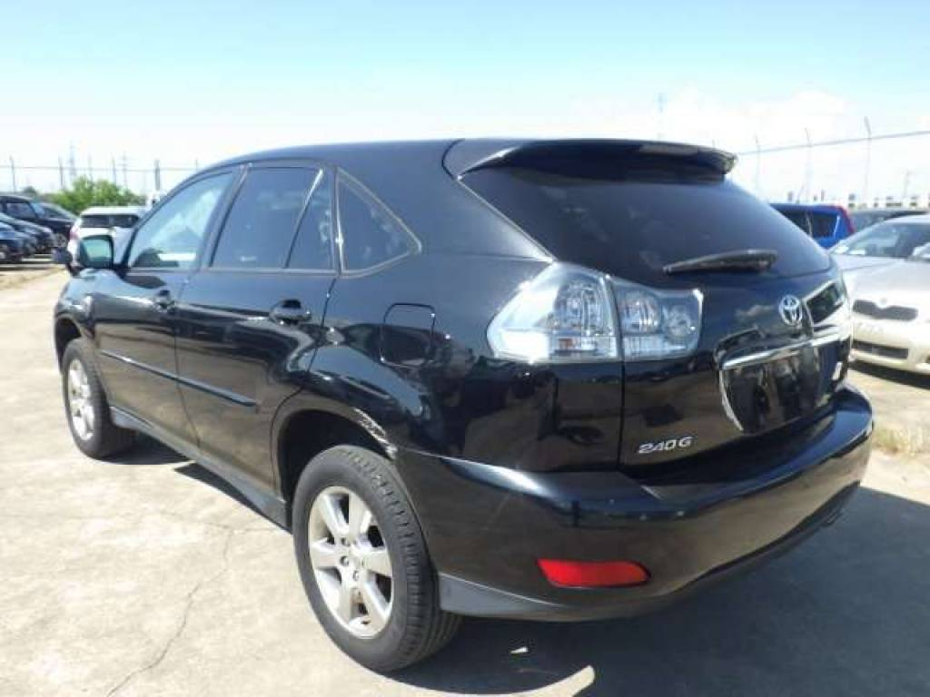 Used 2005 AT Toyota Harrier ACU35W Image[3]