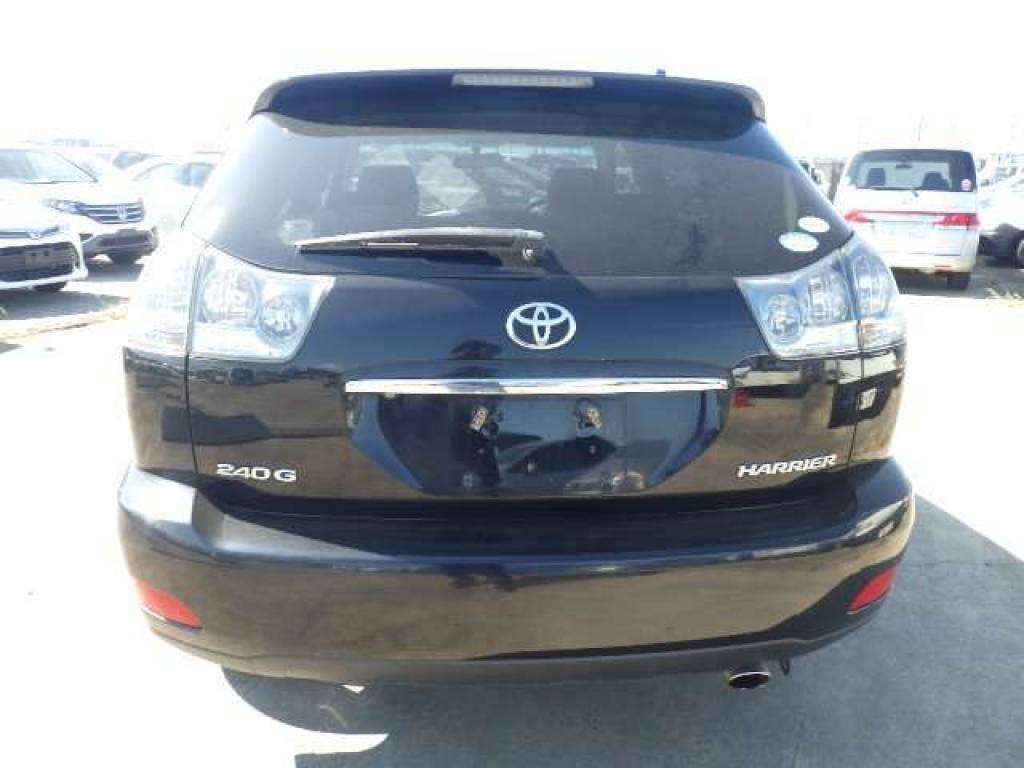 Used 2005 AT Toyota Harrier ACU35W Image[4]
