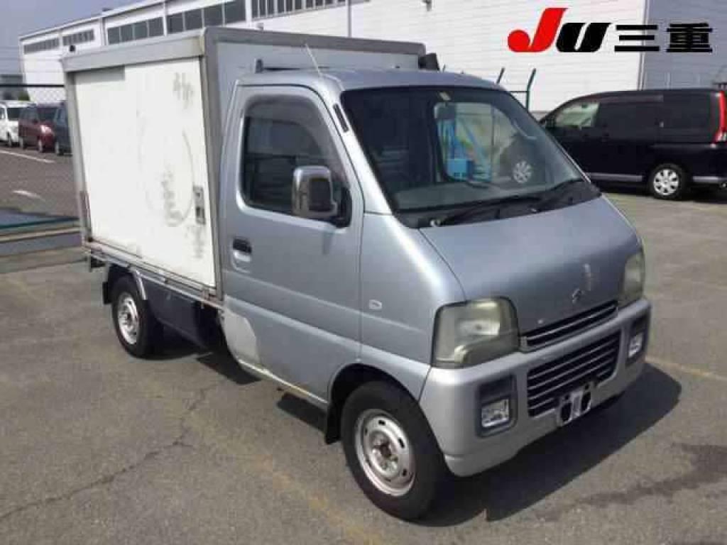 Used 1999 AT Suzuki Carry Truck DB52T