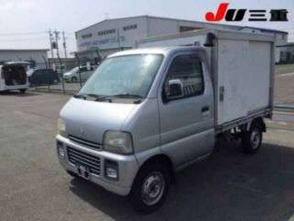 Used 1999 AT Suzuki Carry Truck DB52T Image[1]