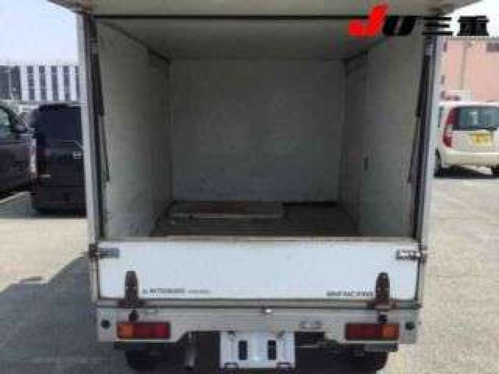 Used 1999 AT Suzuki Carry Truck DB52T Image[3]
