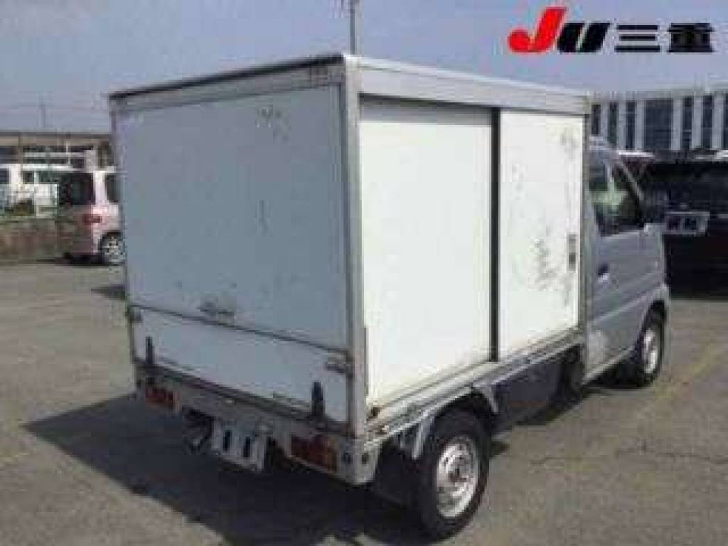 Used 1999 AT Suzuki Carry Truck DB52T Image[4]