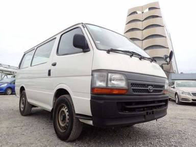 Toyota Hiace Van 2003 from Japan