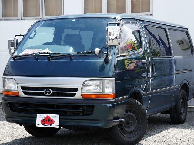 Used 2003 AT Toyota Hiace Van GE-RZH112V