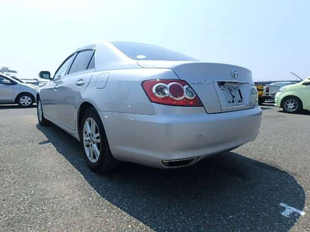 Used 2006 AT Toyota Mark X GRX120