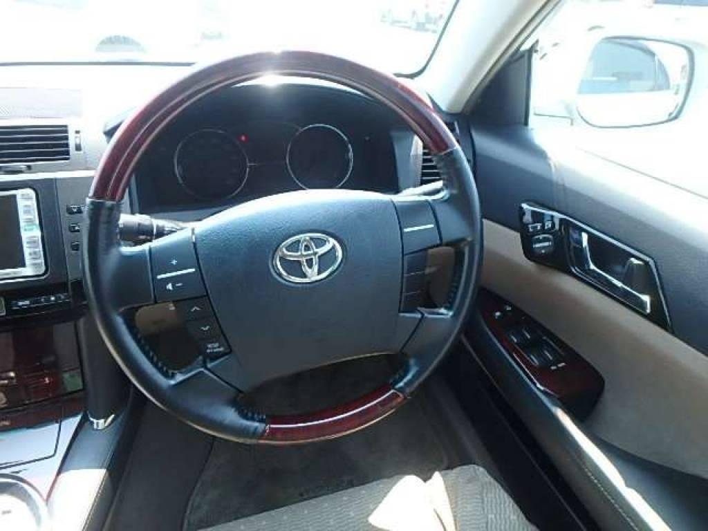 Used 2006 AT Toyota Mark X GRX120 Image[11]