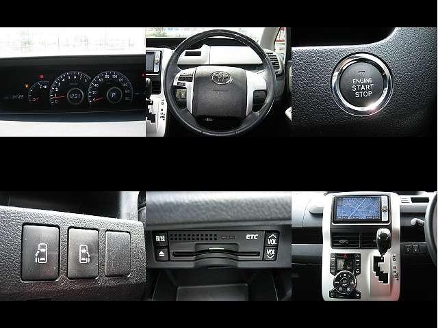 Used 2011 CVT Toyota Noah DBA-ZRR70G Image[5]