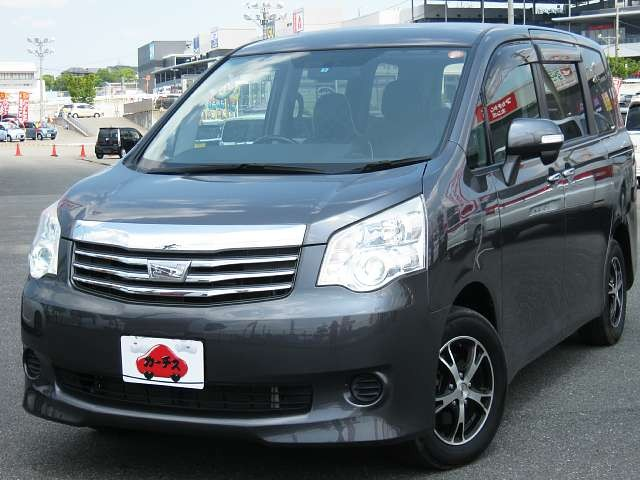 Used 2011 CVT Toyota Noah DBA-ZRR70G Image[9]