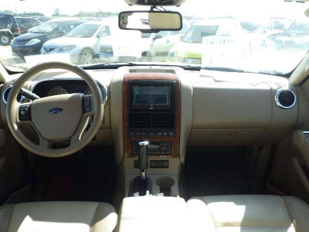 Used 2007 AT Ford Explorer 1FMWU74 Image[11]