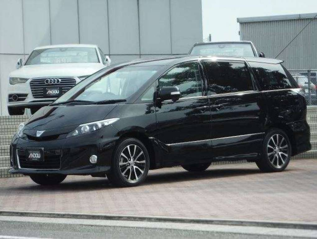 Used 2014 AT Toyota Estima ACR50W