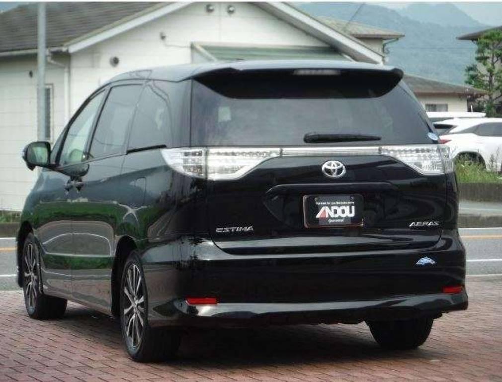 Used 2014 AT Toyota Estima ACR50W Image[1]