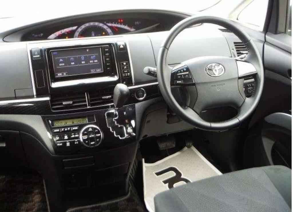 Used 2014 AT Toyota Estima ACR50W Image[2]