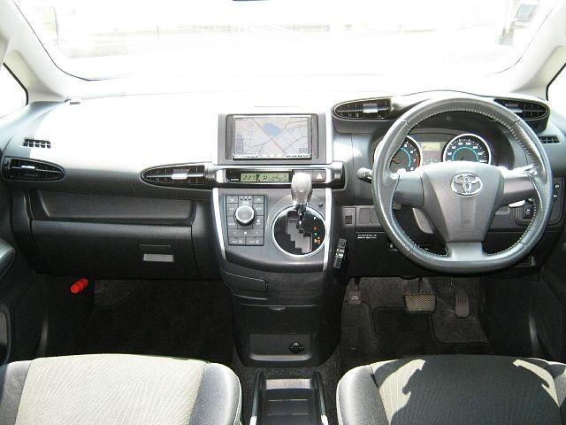 Used 2009 CVT Toyota Wish DBA-ZGE20W Image[1]