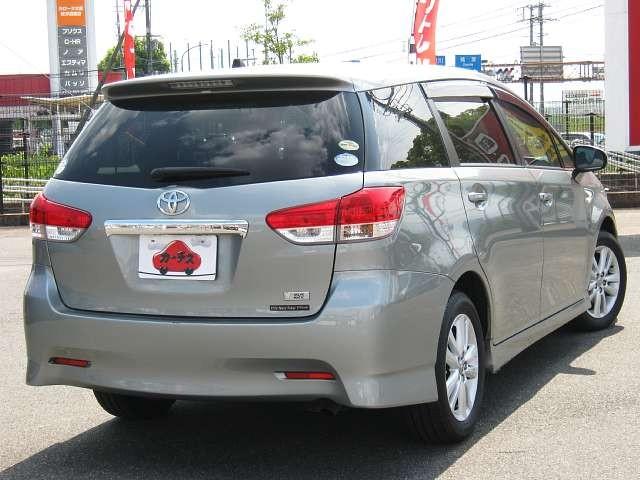 Used 2009 CVT Toyota Wish DBA-ZGE20W Image[2]
